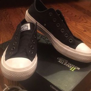 Converse Chuck Taylor All Star 2 in black